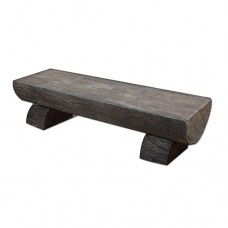 6 Foot Log Bench DL-1000081