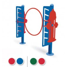 Bark Park Adjustable Hoop Jump
