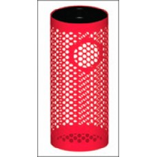 11 Inch Diameter Perforated Ash Urn Only