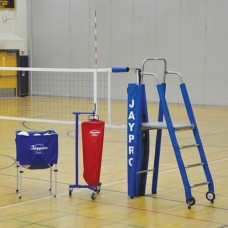 3 inch Standard Powerlite Volleyball System Package