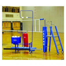 3 inch Deluxe Powerlite Volleyball System Package